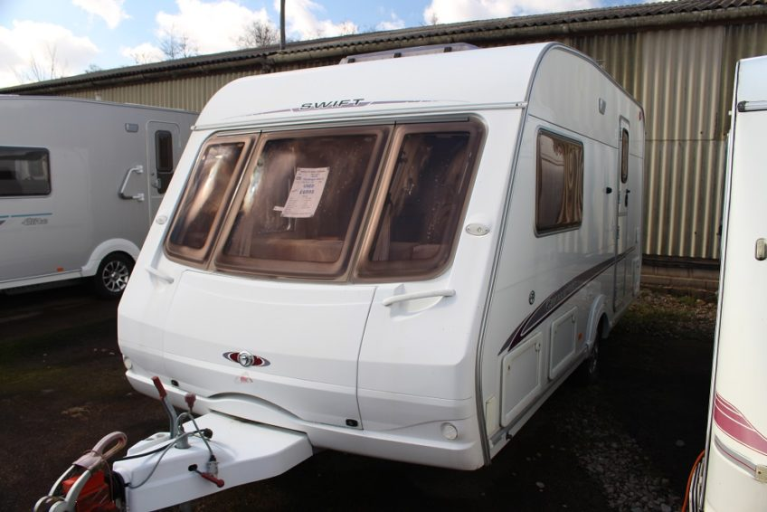 Innovative Bailey Ranger GT60 510 2009  Forest Of Dean Caravans